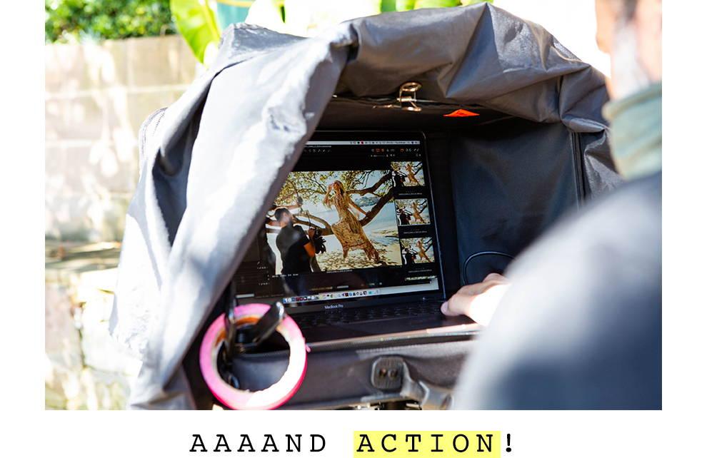 AAAAND ACTION!
