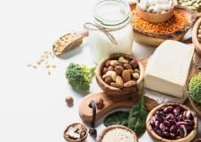 Natürliches Bio-Protein