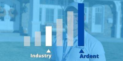 Ardent Compared to the Industry