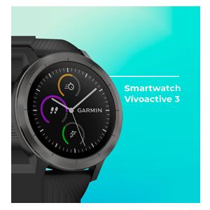 GARMIN Smartwatch Vívoactive 3