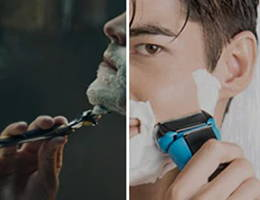 To Wet Shave Or To Dry Shave?