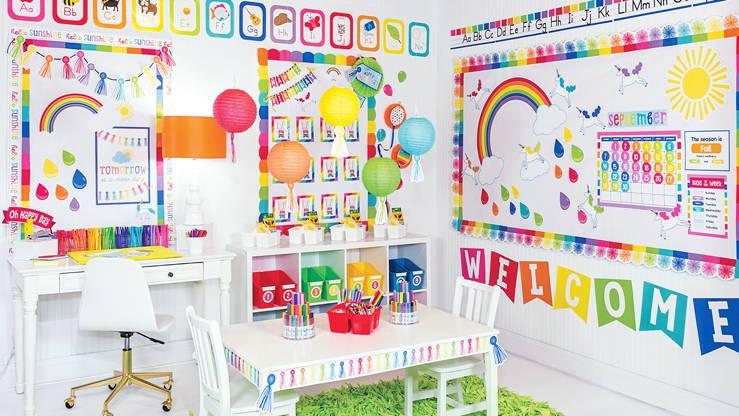 Hello Sunshine Classroom Theme | Schoolgirl Style Exclusive
