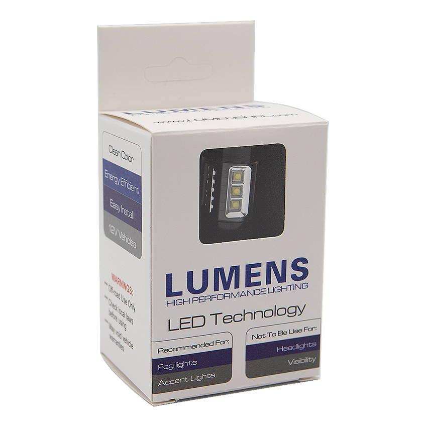 LUMENS HPL Direct Fog Light - Package