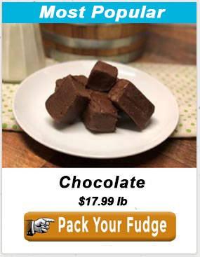 Uranus Chocolate Fudge