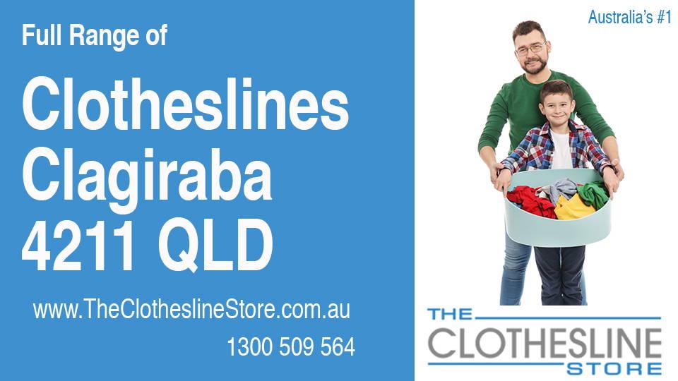 New Clotheslines in Clagiraba Queensland 4211