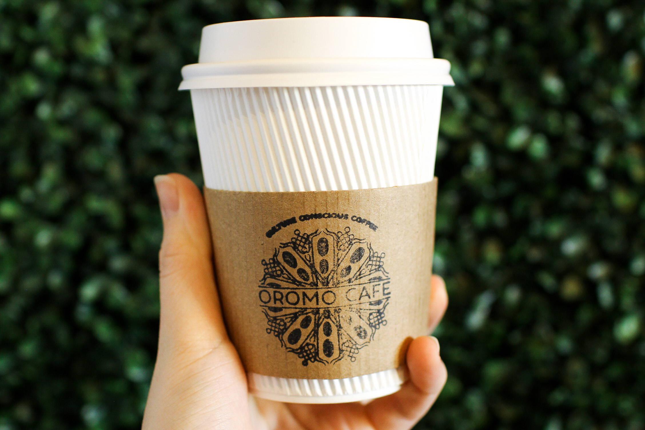 Oromo Coffee - 420 Coffee Pairings at DopeBoo.com