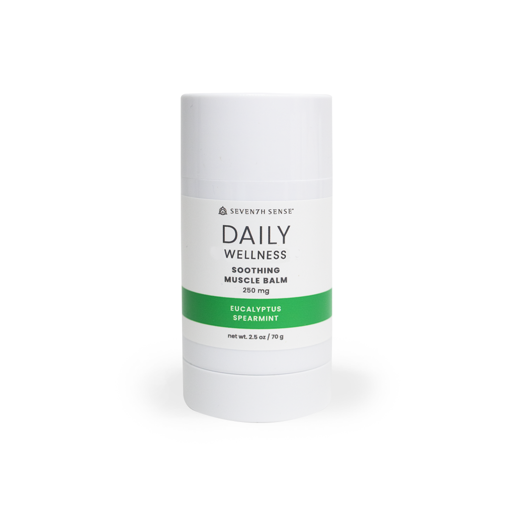 250mg Soothing Muscle Balm Eucalyptus Spearmint