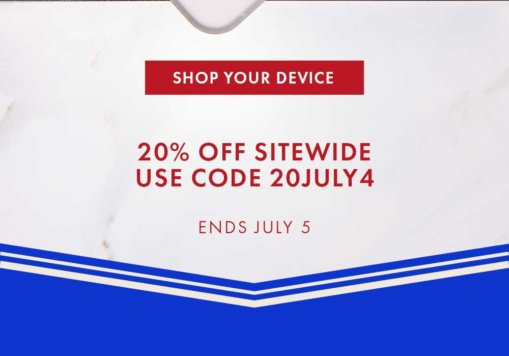 Shop your device