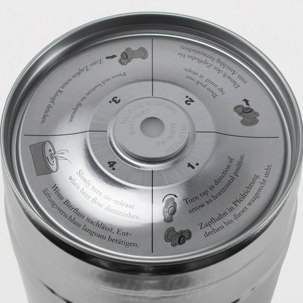 Mini bira fıçısı kullanımı - Butik Bira