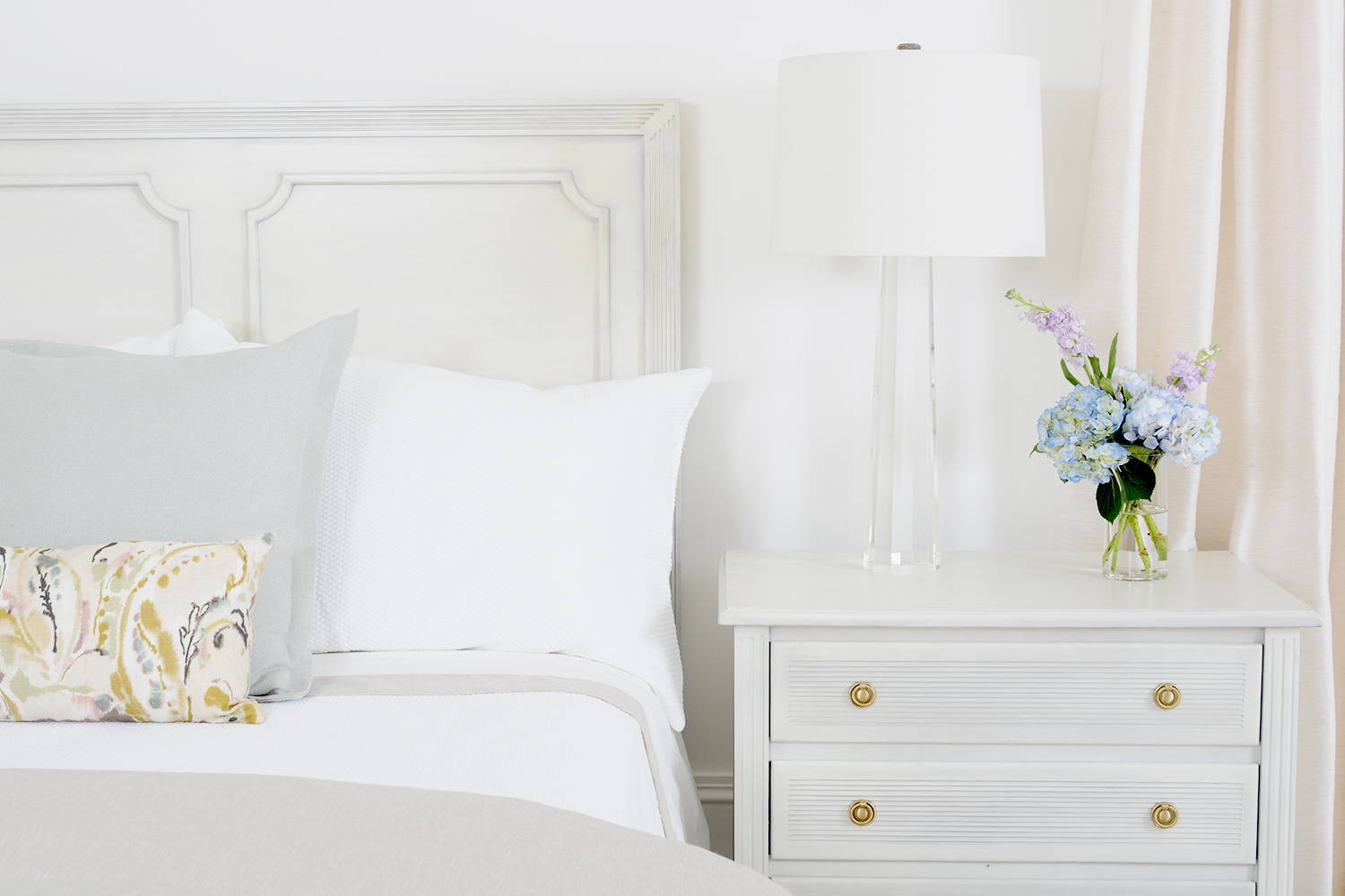 Ave Home | Liam Bed and Three Drawer Dresser