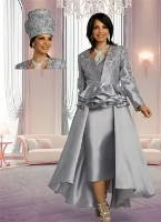 Elegance Fashions | Donna Vinci Women Church Suits Clearance Sale
