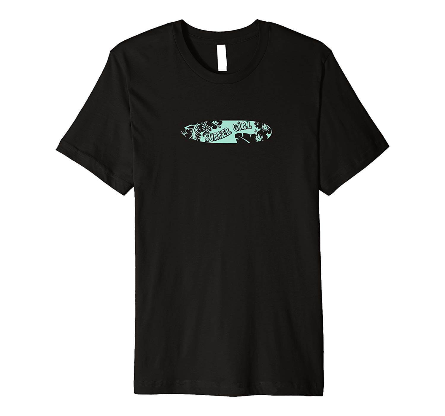 Surfer Girl Wave Tribe Shirt