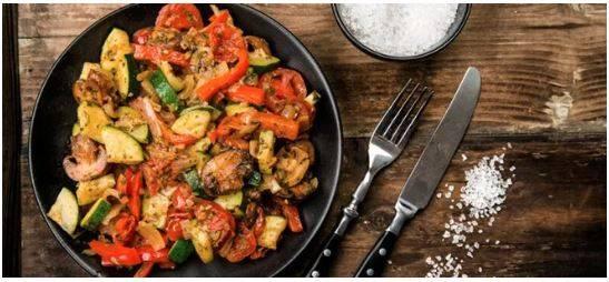 Almuerzos veganos para bajar de peso