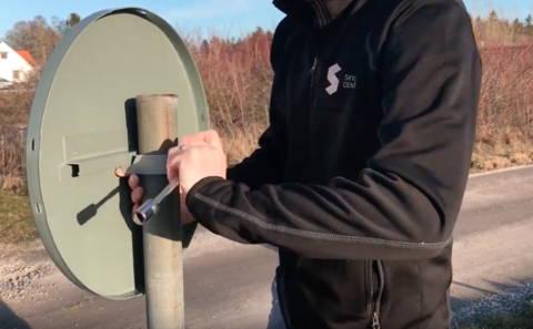 hastighetsskyltar
