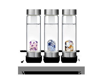 Gem-Water ViA Water Bottles by VitaJuwel