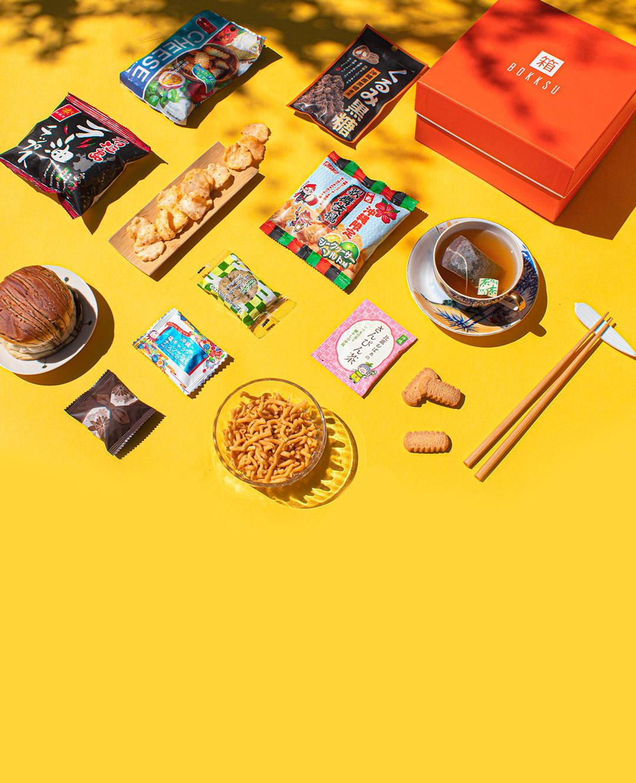 Bokksu Japanese snack box okinawa theme