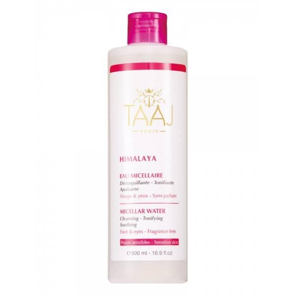 Micellar water for sensitive skin taaj paris