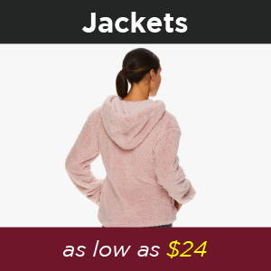 Shop Avia Vanessa Hudgens Jackets at 30% off. Perfect activewear for lounging and working out. Great gift for family and friends for the holidays, inspired by Vanessa Hudgens, created by Vanessa hudgens. Black Holiday special deals, 30% off
