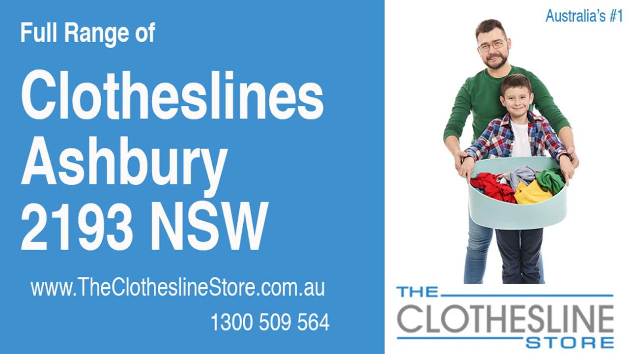 Clotheslines Ashbury 2193 NSW
