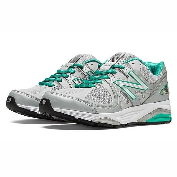 New Balance 1540v2 Women's Stability & Motion Control - Silver / Mint Green