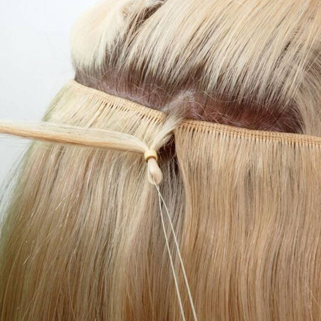 Hair Weaves and Wefts