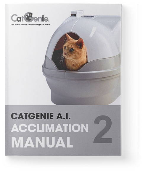 CatGenie A.I. Acclimation Manual