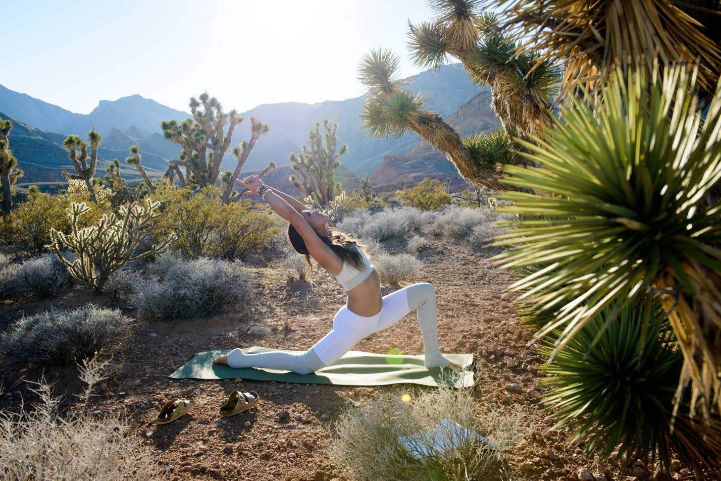 Yoga Poses to Loosen Tight Hips and a Stiff Lower Back
