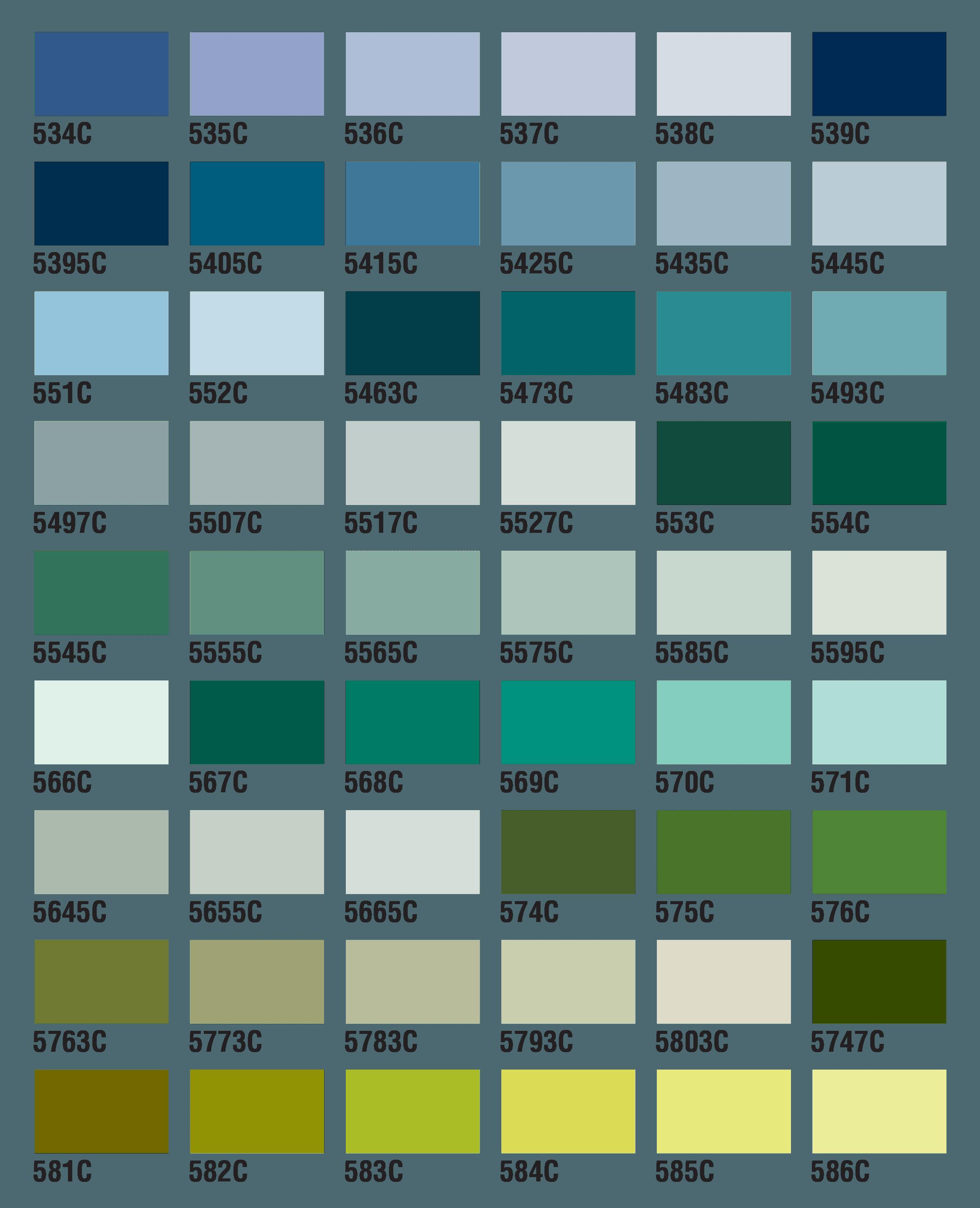 PMS Colors 14
