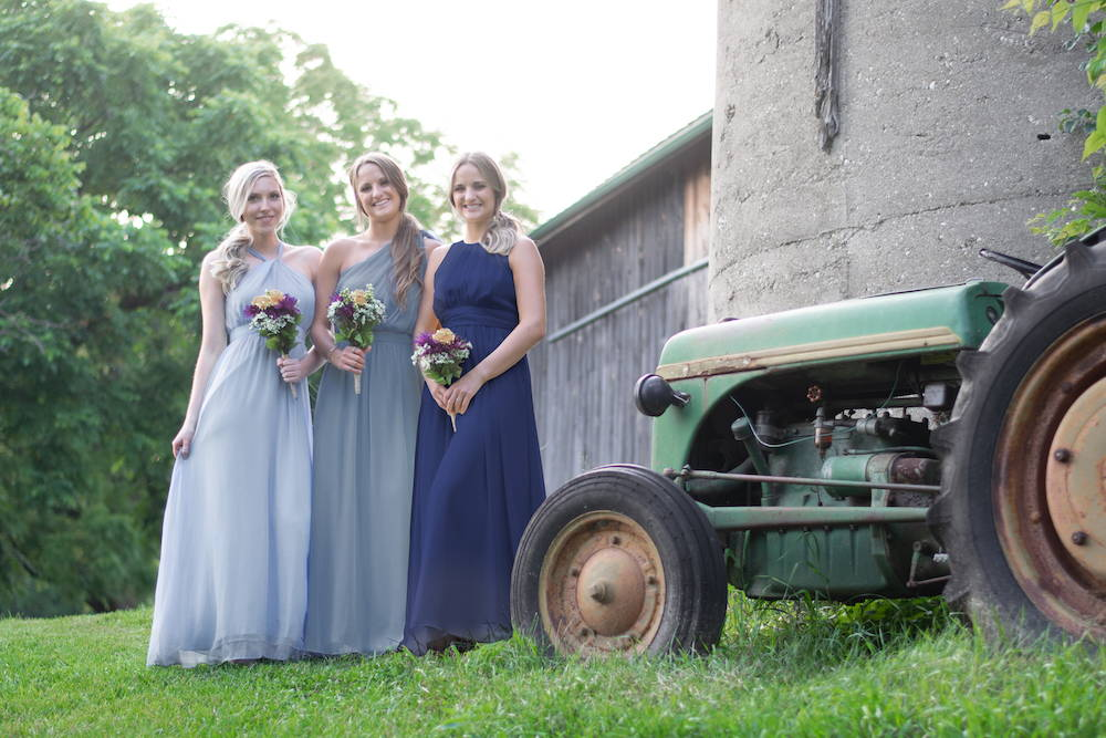 bridesmaid dresses in st. agatha ontario