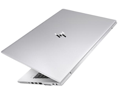 HP Laptop Folded