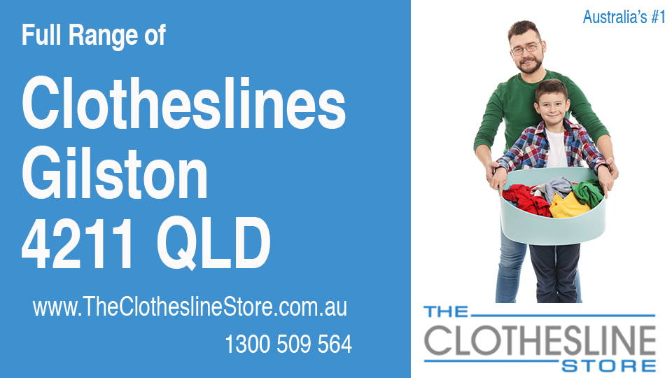 New Clotheslines in Gilston Queensland 4211