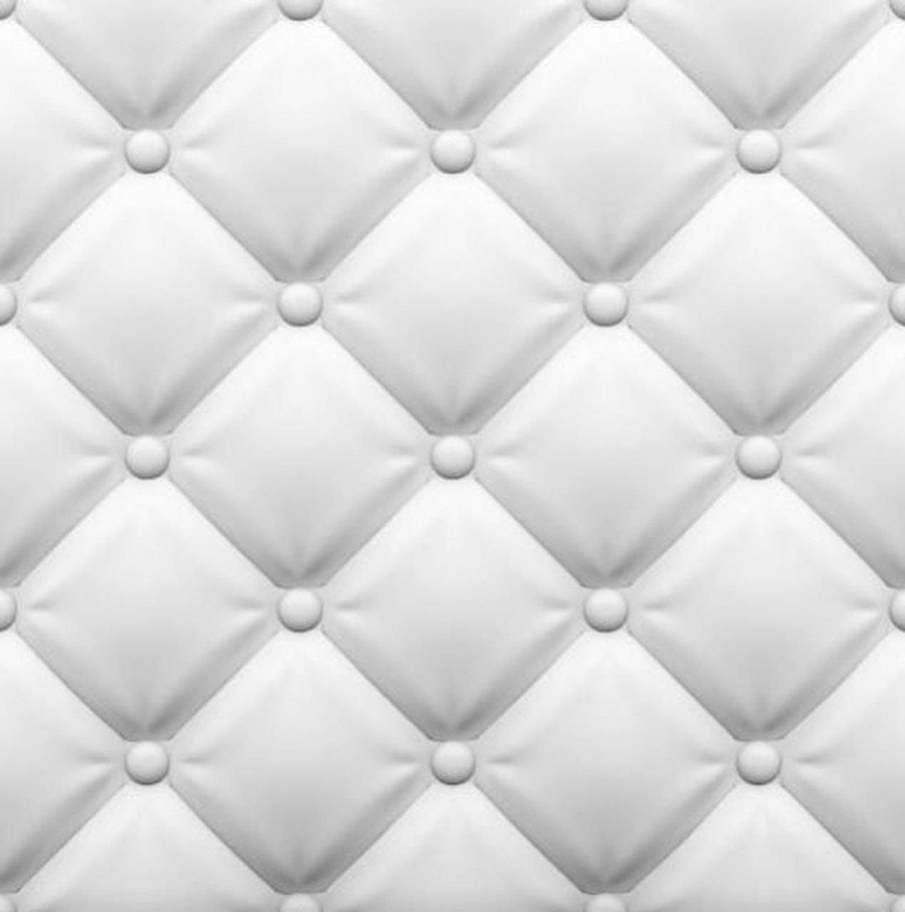 Tufted 2ft. x 2ft. Seamless Glue-up Wall Panel (48 Sq. Ft. / Pack)
