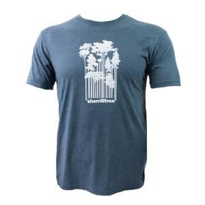 image of Tree Barcode Shirt