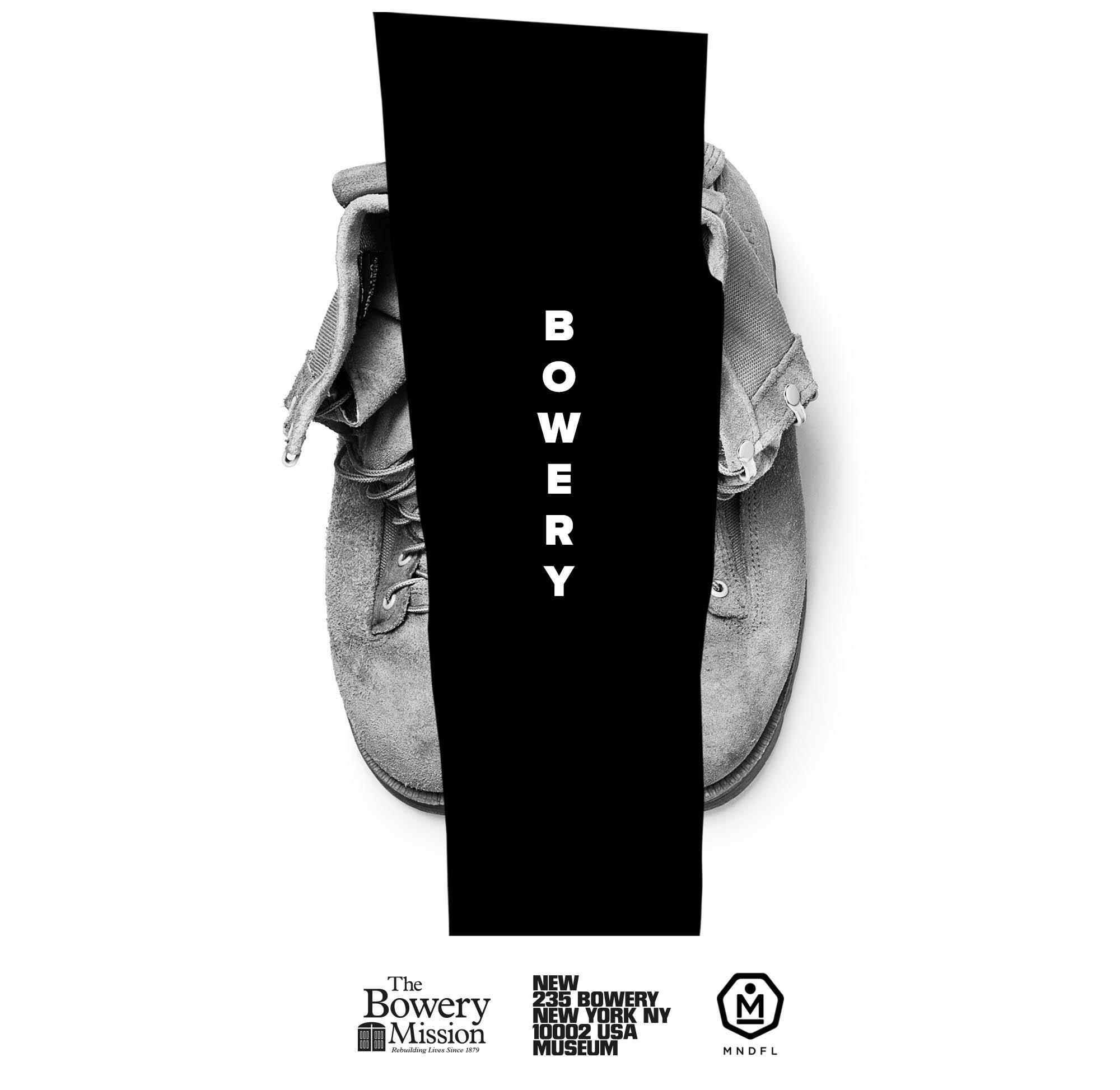 Bowery Shoe Drive 2019