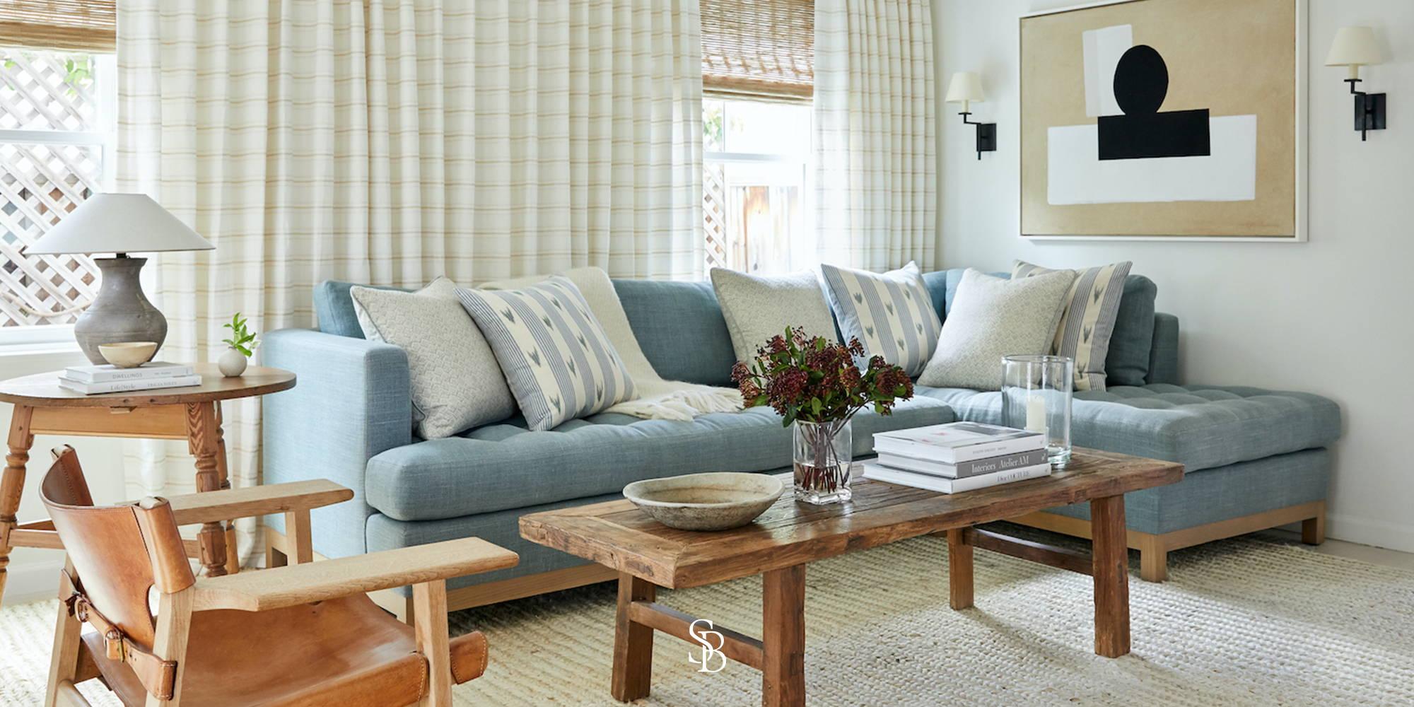 Bay Area Bungalow Interior Design
