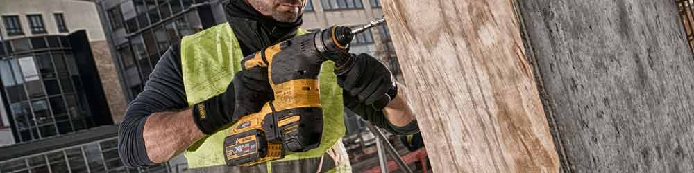 DCH333 Dewalt SDS Hammer Drill Review