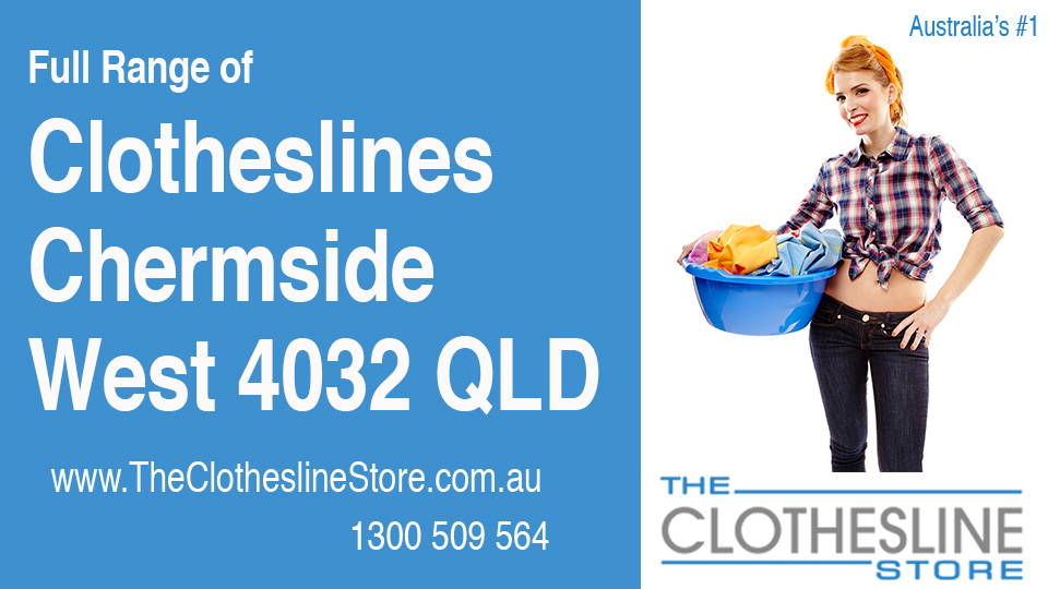 New Clotheslines in Chermside West Queensland 4032