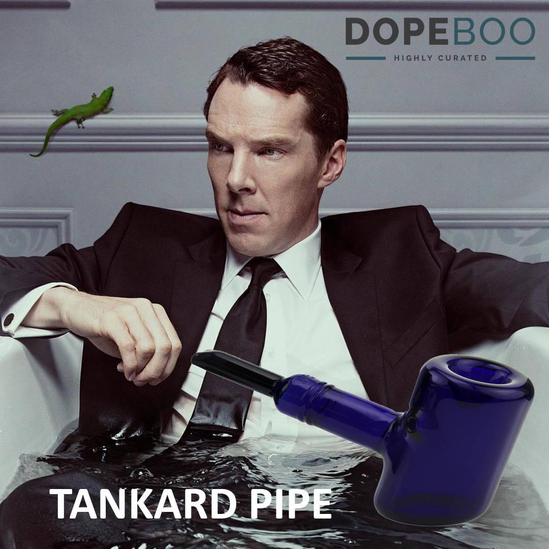 Patrick Melrose and the Tankard Sherlock Pipe