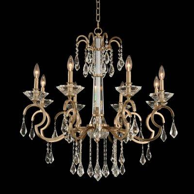 Allegri Lighting Crystal Pendants, Chandeliers, Wall Sconces, & Ceiling Lights - Valencia Collection