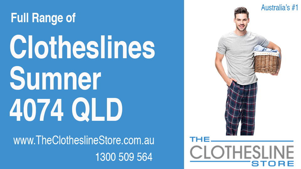 New Clotheslines in Sumner Queensland 4074