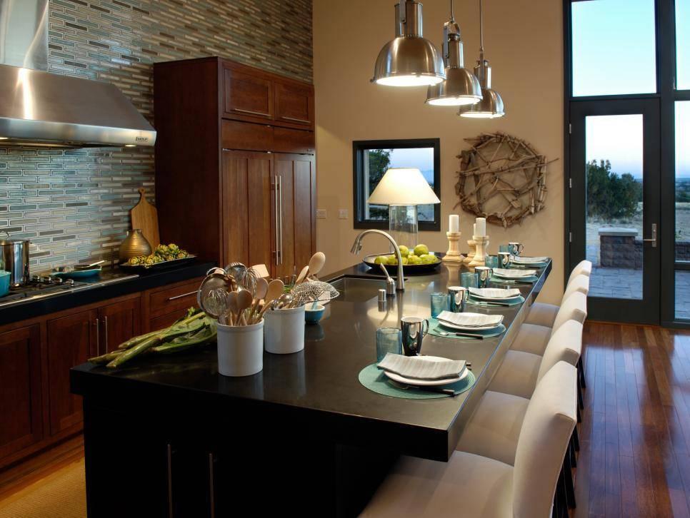 Modern kitchen lighting by Brand Lighting