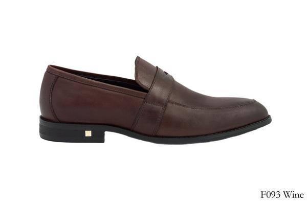 3ec3fc5c188 Tomaz F093 Penny Loafers (Wine) - Tomaz Shoes