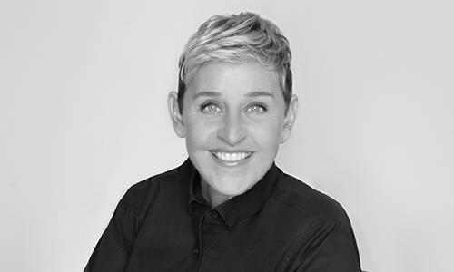 Designer Ellen DeGeneres