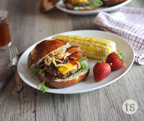 smokehouse bbq burgers