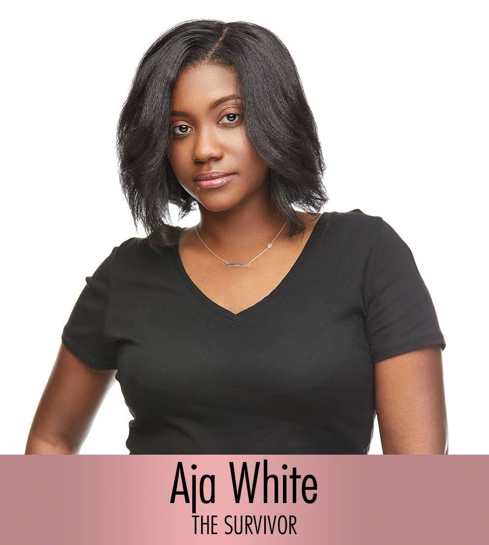 AJA WHITE - The Survivor