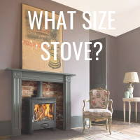 What size wood stove