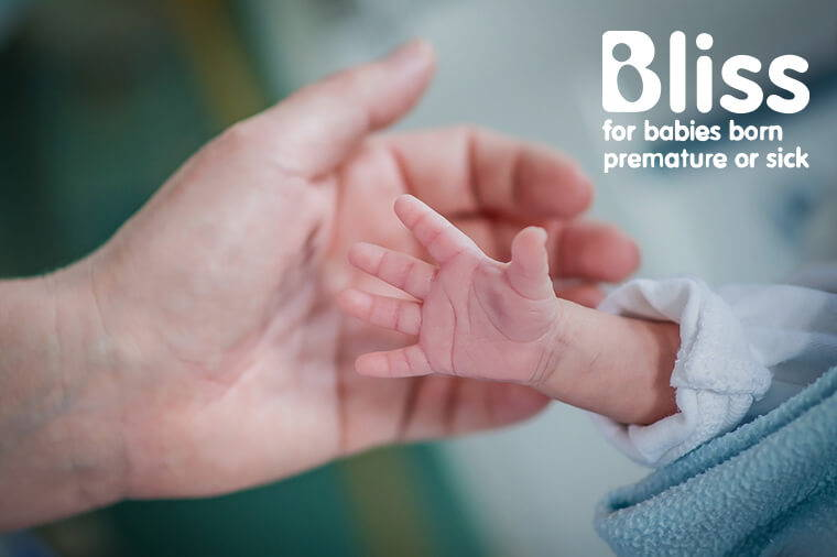 Baby Holding Parents Hand