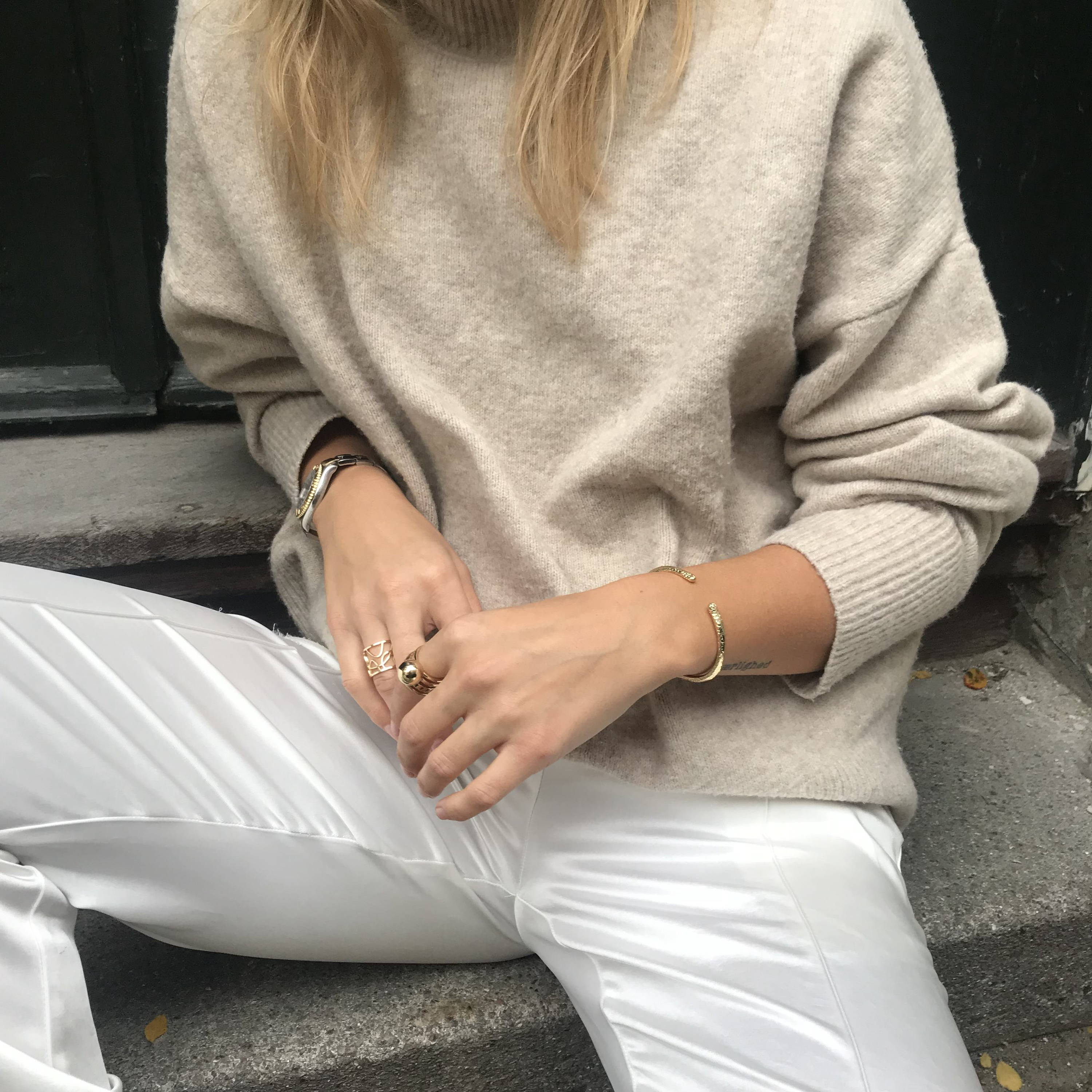 How to style your look with rings