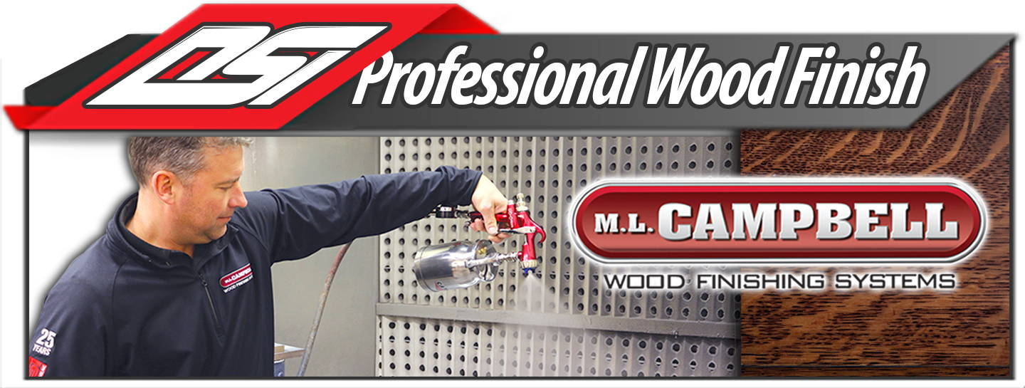 M.L. Campbell Professional Wood Finish