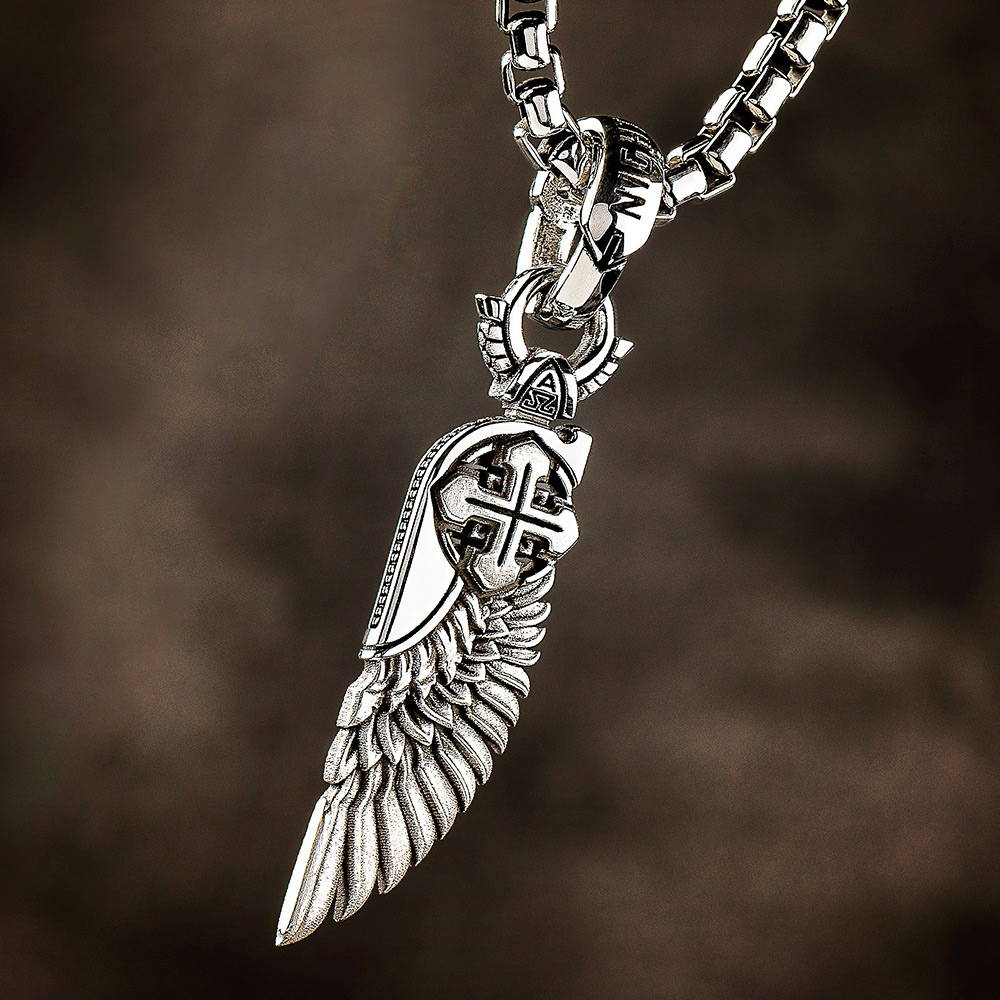 Sterling Silver Pendants by NightRider Jewelry